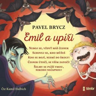 Emil a upíři 1-5 - Brycz Pavel [Audio-kniha ke stažení]